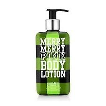 Victoria's Secret Merry Merry Pink Body Lotion 13.5 oz / 400 ml