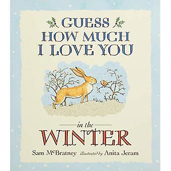 Devine combien je t'aime en hiver