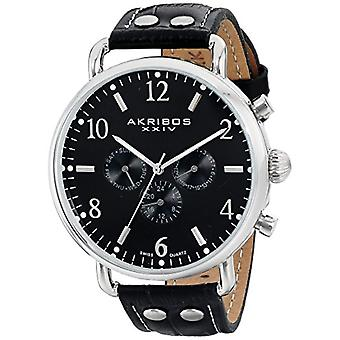 Akribos XXIV Clock Man Ref. AK752SSB