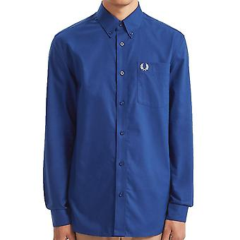 Fred Perry Oxford Shirt M7550  Medieval