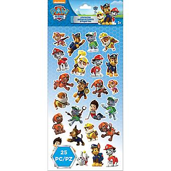 Paw Patrol Mini Characters Stickers- 5304031