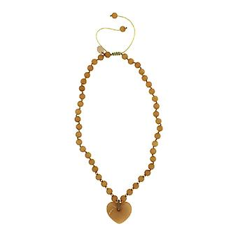 Lola Rose Josephina Necklace Oyster Quartzite