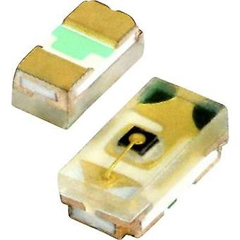 SMD LED 1005 Yellow 104 mcd 130 ° 20 mA 2 V Vishay