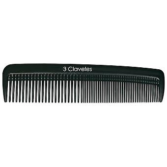 3 Claveles Pocket Comb 12.5 Cm (Woman , Hair Care , Combs and brushes , Combs)