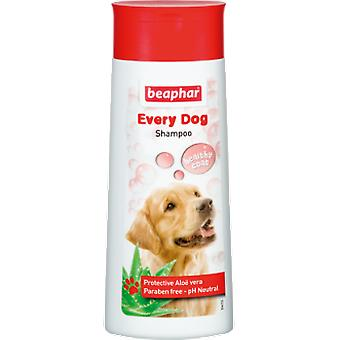 Beaphar Dogs shampoo all hair types 250ml (Cani , Toelettatura ed igiene , Shampoo)