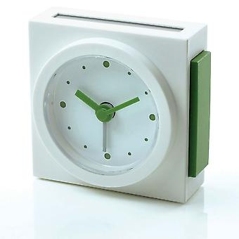 Lexon Maizy Eco Analogue Alarm Clock