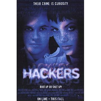 Los hackers Movie Poster (11 x 17)
