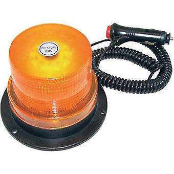 Emergency light 12 V, 24 V Magnetic fastening, Screw mount Orange Berger & Schröter