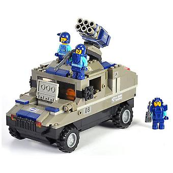 Sluban Police Hummer Parts 265 (Kids , Toys , Construction , Vehicles And Ships)