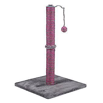 Acticat Premo Xl Deluxe Scratch Post Pink 70cm