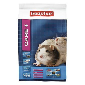 Beaphar zorg + Rat voedsel 250g