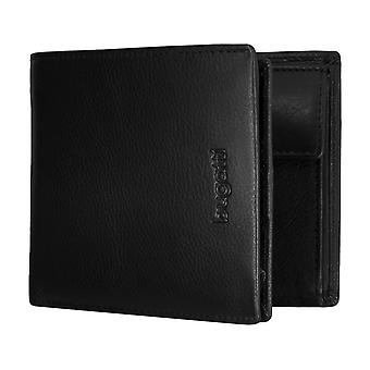 Bugatti Vértice men's apparent bag purse wallet purse black 5190