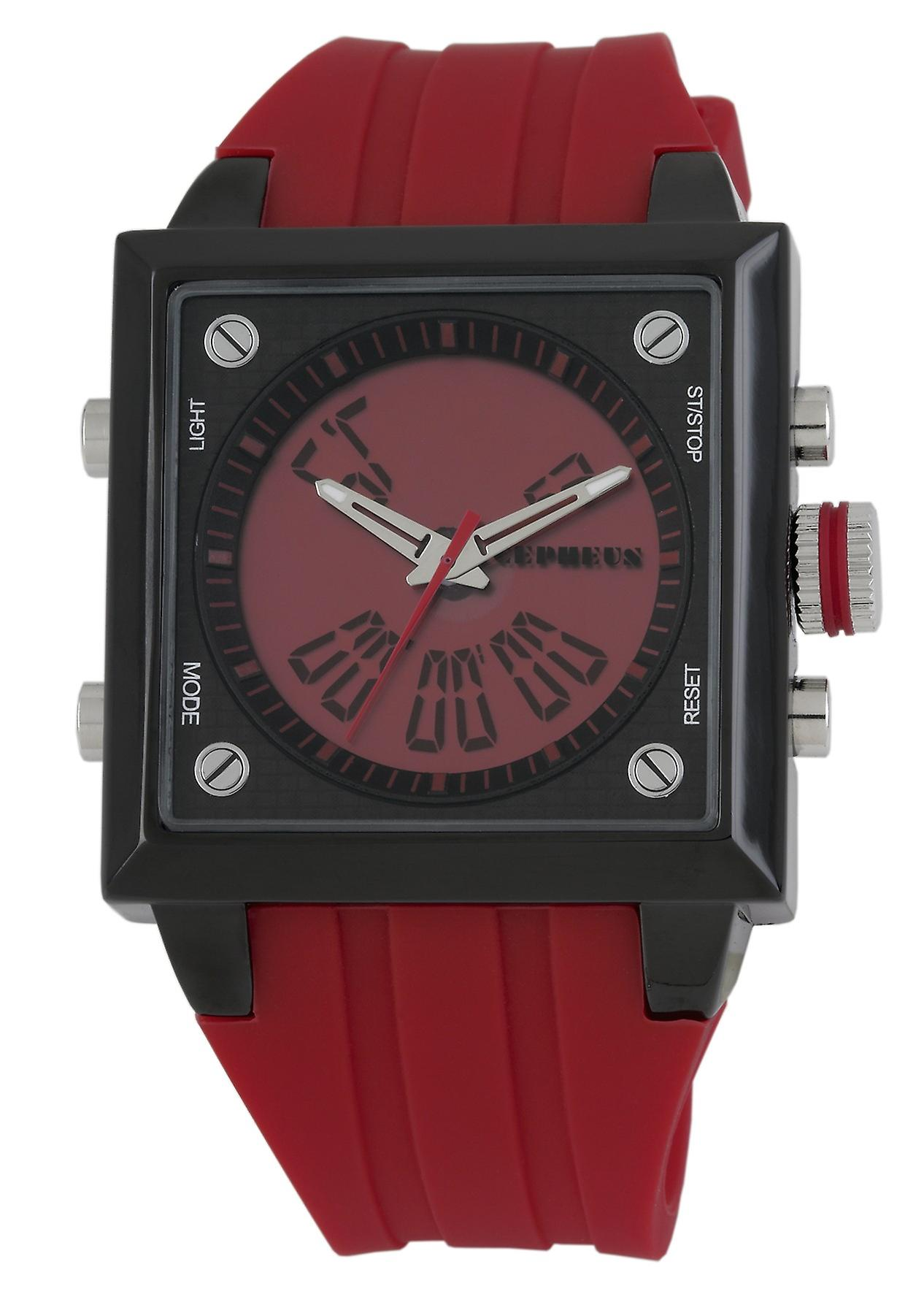 CEPHEUS gents watch analogue-digital CP900-644