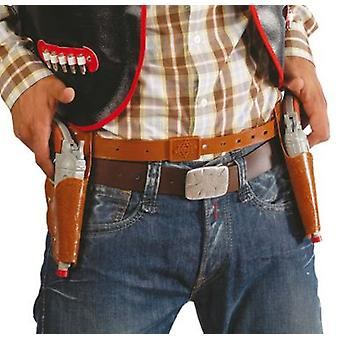 Guirca Holster And Guns (Trajes)