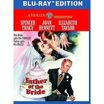 Father of the Bride [Blu-ray] USA import