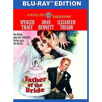 Faren til bruden [Blu-ray] USA import