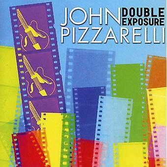 John Pizzarelli - Double Exposure [CD] USA import