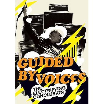 Styret af stemmer - styret af stemmer-elektrificerende konc [DVD] USA import