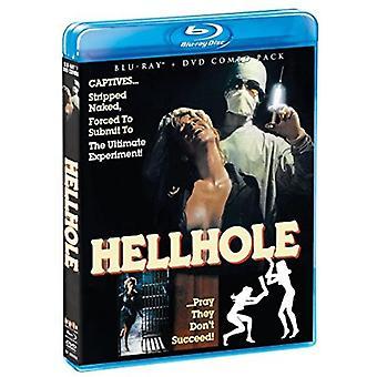 Helvetet [DVD] USA import