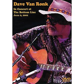 Van spilles, Dave - i koncert på bundlinjen [DVD] USA importen