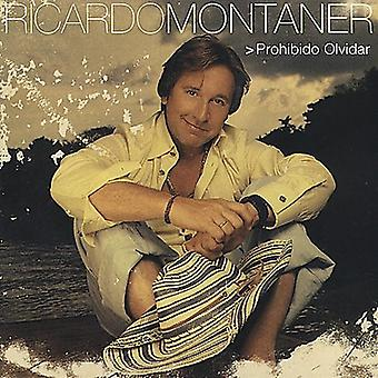 Ricardo Montaner - Prohibido Olividar [CD] USA importerer