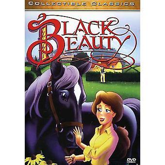 Black Beauty [DVD] USA importerer