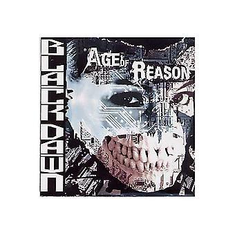 Sort Dawn - Age of Reason [CD] USA importerer
