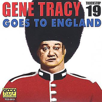 Gene Tracy - Goes to England [CD] USA import
