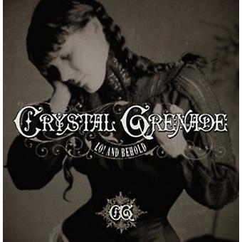 Crystal granat - Lo! & Se [CD] USA import
