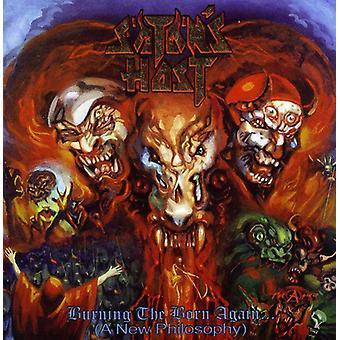 Host de Satanás - quema el Born import USA nuevo, un nuevo Philosoph [CD]
