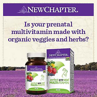 New Chapter Perfect Prenatal Tablets 48 Ct