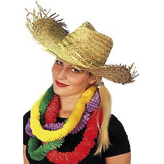 Hawaiianischer Strandgutsammler-Strohhut
