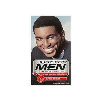 Just For Men 6 X Just For Men Haircolour Jet Black (H60)
