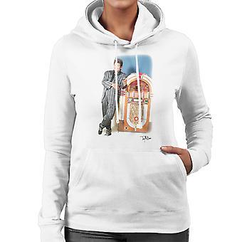 Ozzy Osbourne 80s Jukebox Women's Hooded Sweatshirt