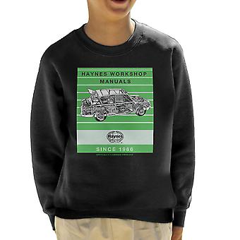 Haynes Workshop manuell Hillman IMP Sport OP B Stripe barneklubb Sweatshirt