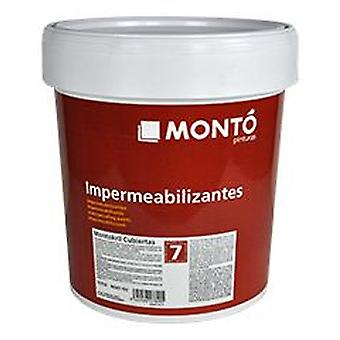Monto pinturas Montokril Red Covers (DIY , Painting , Insulation and waterproofing)
