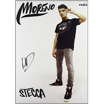 Moreno - Stecca [CD] USA importieren
