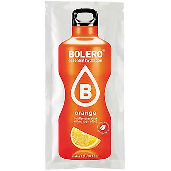 Bolero Drinks Orange  con Stevia Caja 24 Unidades