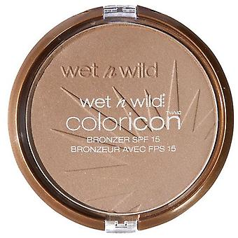 Wet N Wild Bronzer Coloricon Spf15 Ticket To Brazil (Woman , Makeup , Face , Powders)