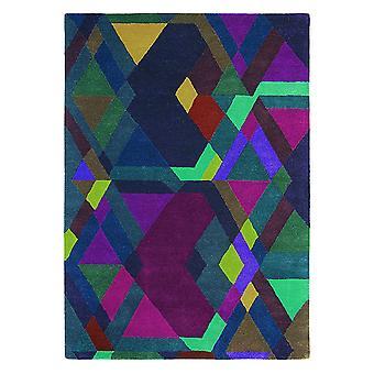 Mosiac paars geometrische tapijten - Ted Baker 57607