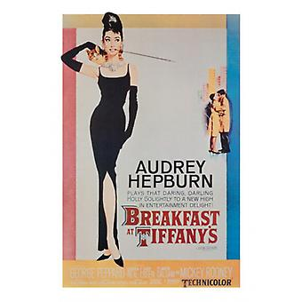 Breakfast At Tiffanys Movie Movie Poster Print Poster Poster Print