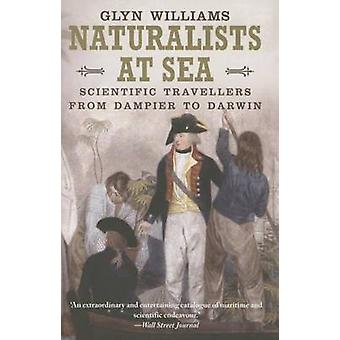 Naturalists at Sea by Glyn Williams