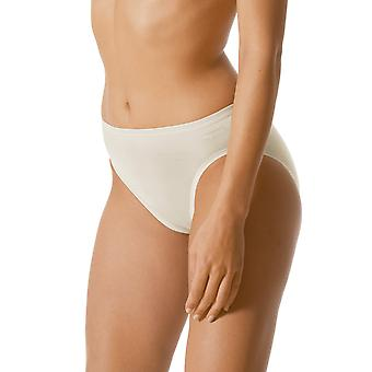 Mey 89200-20 Women's Lights Pearl White Solid Colour Knickers Panty Brief