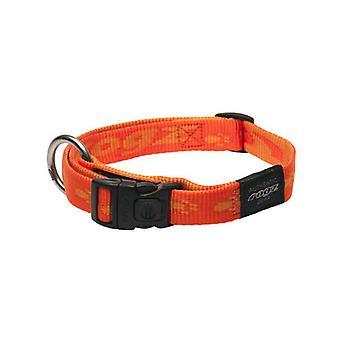 Rogz Alpinist Orange krage