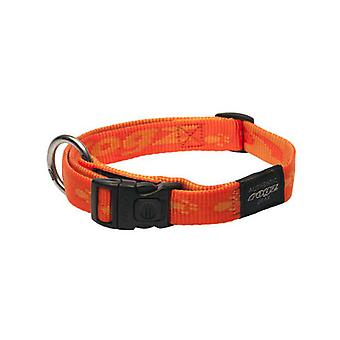 Rogz Alpinist Orange Collar Big Foot