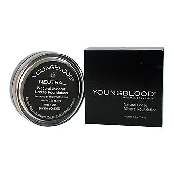 Youngblood Natuurlijke Loose Mineral Foundation - Neutraal 10g / 0.35oz