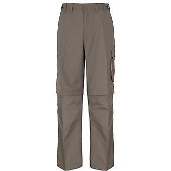 Intrusion Mens Mallik Convertible Cargo pantalon de marche