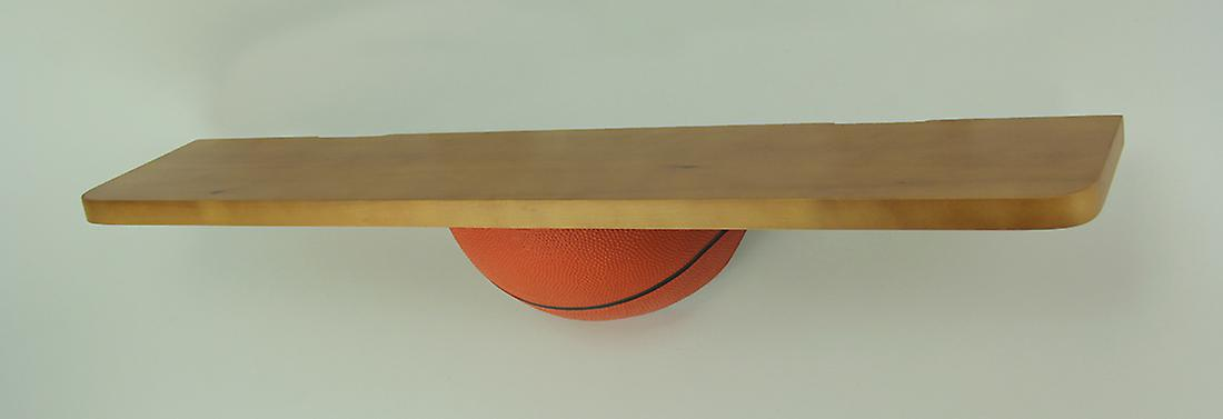 Pouces Long ÉtagèreBasketball 18 Sport De Mur En Bois jL5AR4