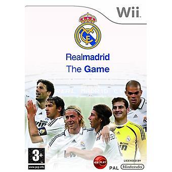 Real Madrid - het spel (Wii)