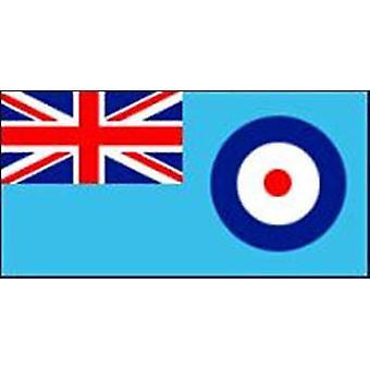RAF Ensign Flag 5ft x 3ft With Eyelets For Hanging